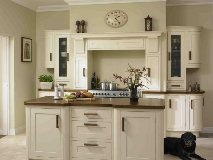 In Frame Kitchens Ireland