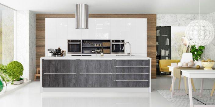 Textured Kitchens Ireland